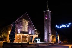 Illhaeusern (meyer.morgane7) Tags: night illhaeusern noel lumiere nuit décoration tour christmas
