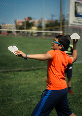 Paper Planes (Alice Teeple) Tags: paper planes park play neighbors