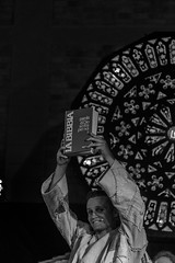 _DSC0609 (Carlo Granisso) Tags: musical church chiesa teatro theatre actor actress jesus sanfrancesco piece mask forzavenitegente maddalena altare animals animali ballo dancing bw blackandwhite torino turin nikon d7500 nikond7500