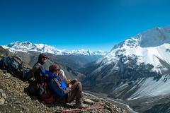 On the sky (CMGS1988) Tags: khangsar westerndevelopmentregion 尼泊尔 np