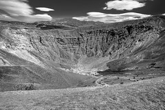 Ubuhebe Crater, Death Valley, California, USA (Tasmanian58) Tags: ubuhebe crater death valley california usa loxia 35mm 235 sony a7ii zeiss