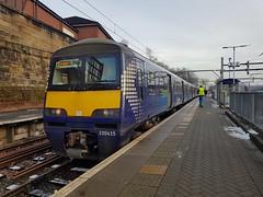 320415 (Conner Nolan) Tags: 320415 class320 scotrail springburn