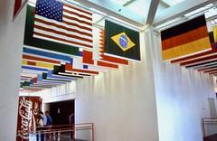 Coca-Cola Museum (moacirdsp) Tags: cocacola museum atlanta georgia usa 1990  brazil flag