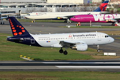 OO-SSN (brajas) Tags: lfbo tls blagnac airbus a319 a319112 brusselsairlines oossn