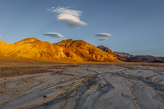 Mud Flow (Jeffrey Sullivan) Tags: death valley national park landscape nature travel photography furnace creek california united states usa canon 5d mark iv photo copyright 2018 jeff sullivan september mud cracks