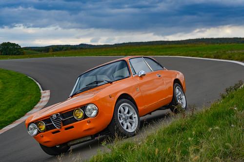 Alan Wilzig Alfa Romeo 1750 GTV