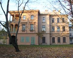 Pałac Pusłowskich w Krakowie, fot. J. Nowostawska-Gyalókay MIK 2018