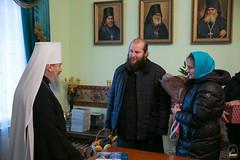 17. 13-я годовщина архиерейской хиротонии митр. Арсения 05.12.2018