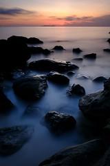 Sunset I, Kradan Island (Lux Aeterna - Eternal Light) Tags: water long exposure mystical