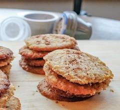 2018.12.15 Spiced Walnut Cookies and New CGM Sensor, Washington, DC USA 09144