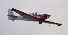 Fournier RF4D G-AWEK Lee on Solent Airfield 2018 (SupaSmokey) Tags: fournier rf4d gawek lee solent airfield 2018