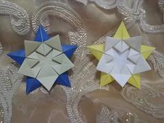 Star Within - Ali Bahmani (UnicornChik) Tags: origami star origamistar