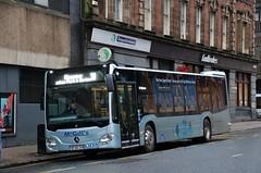 McGill's of Greenock BF68 ZHB (Demostrator) BF68 ZHB | Route 38 | Renfrew St, Glasgow (Strathclyder) Tags: mcgills greenock mercedesbenz citaro o295 bf68 zhb bf68zhb renfrew street glasgow scotland johnstone hybrid demonstrator