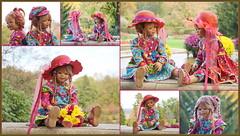 Kindergartenkinder ... gut behütet ... (Kindergartenkinder 2018) Tags: schloss arcen kindergartenkinder annemoni milina sanrike tivi