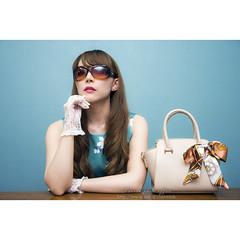 モデル撮影から (Fotarts) Tags: モデル モデル撮影 モデル写真 ポートレート portrait model photo photograph picture blue