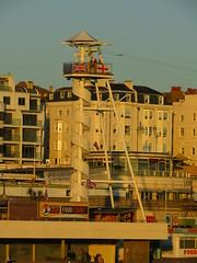 Zipline tower (wallygrom) Tags: england sussex eastsussex brighton snailtrail sculpturetrail snailspace bemoresnail sculptures