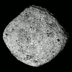 NASA's OSIRIS-REx Spacecraft Arrives at Asteroid Bennu (NASA's Marshall Space Flight Center) Tags: nasa marshall space flight center msfc goddard gsfc osirisrex asteroid regolith bennu new frontiers