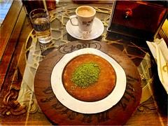 Hafiz Mustafa | Istanbul (maryduniants) Tags: sweets coffee istanbul turkey food hafizmustafa