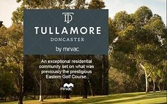 Lot 212, 1 Tullamore Estate, Doncaster VIC