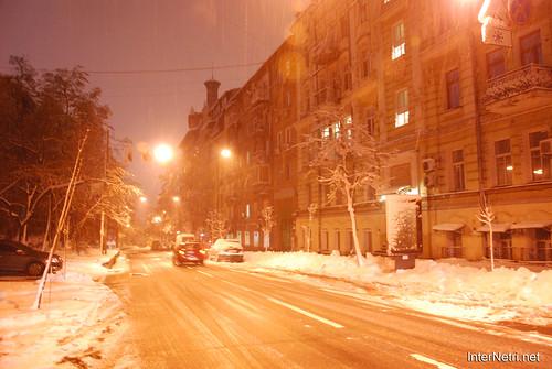 Засніжений зимовий Київ 424 InterNetri.Net Ukraine