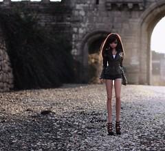 Legs Eleven ❤️ (pure_embers) Tags: pure embers sd 13 doll dolls uk dannychoo smartdoll destiny tea skin plastic girl eleven pureembers emberseleven photography photo long legs leggy sunshine