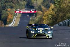 2018 Aston Martin AMR Vantage GT3 (belgian.motorsport) Tags: 2018 aston martin amr vantage gt3 vln döttinger höhe nurburgring nuerburgring nordschleife racing v8 amg biturbo turbo