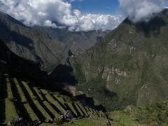 Terrassen in Machu Picchu (inmyeyespictures) Tags: machu picchu valley tal peru südamerika south america terrasse berge mountain gfx50s gf23f4 fujifilm