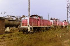 DB 290173-4 (bobbyblack51) Tags: db class 290 deutz bb heavy diesel shunter 2901734 eifeltor gbf 1998