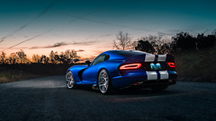 DODGE VIPER 1 (Arlen Liverman) Tags: exotic maryland automotivephotographer automotivephotography aml amlphotographscom car vehicle sports sony a7 a7iii dodge viper sunset twilight