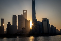 Shanghai Tower (skram1v) Tags: shanghai tower financial district rounded triangle 2036feet river bund oct2018 interesting architecture china