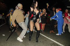 025 (morgan@morgangenser.com) Tags: westhollywood halloween 2018 weho carnival costumes crazy funny bizarre sexy naked lingerie donaldtrump stormydaniels photobymorgangenser scarytights exposing flashing photographers colorful lgbt dressingup dessingdown