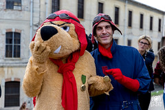 Dick Dastardly and Muttley (andrea.prave) Tags: luccacomics luccacomicsgames luccacomics2018 luccacomicsgames2018 2018 lucca fiera fumetto comics cosplayer cosplay costumi luccacg luccacg18 luccacg2018 コスプレ wackyraces dickdastardly muttley