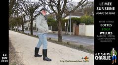 En bottes Foca (pascalenbottes1) Tags: bottescaoutchouc rubberboots stivalidigomma botasdehule gummistiefel wellies gumboots bottédecaoutchouc botteux bottes botas ciszme laarzen caoutchouc stivali stövler boots stiefel rubber wellingtonboots cap casquette pascal pascallebotteux rainboots galochas ambc bottescaoutchoucfreefr httpbottescaoutchoucfreefr diapered diapers betterdry bottesfoca foca focaboots bordsdeseine leméesurseine seine seineetmarne seineriver street stroll shiny shinywellies bottesbrillantes boot botte maisonbottescaoutchouc diaperedinwellies cizme cižmy gomma goma gummistövlar gumicsizma gumicizme gummicizme gummi guma gay hule httpbottescaoutchoucfreefrgalpascaljourjourpb002013html kumisaappaat rubberlaarzen maison mée maisondelabotteencaoutchouc rubberen rue stövlar stovlar wellington