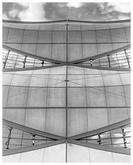 tent roof (MAICN) Tags: lines architektur building mono dach linien sw münchen bw munich blackwhite monochrome geometrisch flughafen schwarzweis roof architecture airport einfarbig 2019 geometry gebäude
