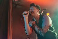 Sobre la Hora (Sol Caseres) Tags: singer rock music musica bandaderock show recitales lights