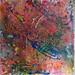 """Slinging Souls"" by Lori R, acrylic, $25.00"