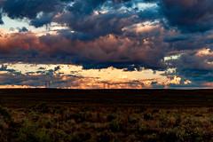 (el zopilote) Tags: 500 westmesa albuquerque newmexico landscape clouds powerlines sunrise canon eos1dsmarkiii canonef24105mmf4lisusm fullframe