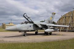 Tornado F3 ZH554 'HX' 111 Squadron (Mark McEwan) Tags: panavia tornado tornadof3 zh554 111squadron tremblers trebleone raf royalairforce rafleuchars leuchars aviation aircraft airplane airdefence fighter military fighterstation fightersquadron