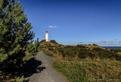 Leuchtturm Dornbusch (Re Ca) Tags: balticsea germany mecklenburgvorpommern ostsee rügen hiddensee insel leuchtturm lighthouse traveling travel