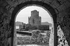 Bourzi - Methoni (unkel.unterwegs) Tags: griechenland messenien methoni peloponnes greece bourzi messinia