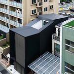 三階建て住宅の写真