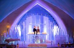 Ice Hotel wedding in Quebec (Dmitri Markine Wedding Photography) Tags: quebecwedding icehotelwedding bestweddingphotographer creativewedding