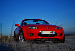 MX5 NC / Winter / Champagne (mathieucolson1) Tags: mx5 mx5friendship miata miatagang car roadster champagne winter