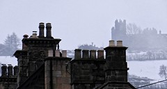 Castle & Chimneys. Jan 2019 (SimonHX100v) Tags: ribercastle castle gradeiilistedcountryhouse gradeiilisted matlock derbyshire smedleysfolly matlockbath derbyshirepeakdistrict peakdistrict peakdistrictderbyshire peakdistrictnationalpark chimney chimneys unitedkingdom uk england english greatbritain gb britain british eastmidlands history historic historicengland gradeii gradeiilistedbuilding simonhx100v sonyhx100v hx100v sony outdoor outdoors outside season seasons winter winter2019 january january2019