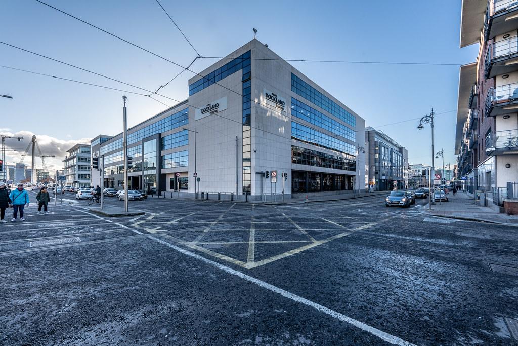 LOWER MAYOR STREET [DUBLIN DOCKLANDS- SPENCER DOCK AREA]-148667