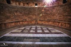 Jerash North Theater (pbmultimedia5) Tags: jerash jordan theater roman ruins amphitheather historical architecture light pbmultimedia