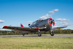 DSC_3118-Edit (CEGPhotography) Tags: 2018 harvard snj t6 texan airshow aviation culpeper culpeperairfest flight trainer virginia