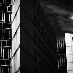 Squares of Vienna (Bjørn Joachimsen) Tags: square grayscale bronica monochrome 6x6 mediumformat ilfordfilm ilfordxp2 bronicasqai ilfordphoto filmisnotdead analog film blackwhite