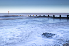11:23 Peace and Quiet (andybam1955) Tags: longexposure landscape sheringham coastal sky northnorfolk rural norfolk sea