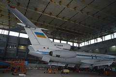 UR-85009 (Кевін Бієтри) Tags: ur 85009 ur85009 tupolev tu154 tupolev154 tupolevtu154 nau nationalaviationuniversity ukraine ukraïna kiev kyiv hangar d3200 d32 d32d nikond3200 nikon kevinbiétry kevin keke kequet kequetbiétry kequetbibi fribspotters ukrainianaircraft